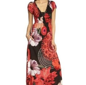 Desigual red dress sz. 40/8